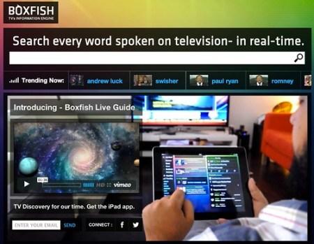 Boxfish Website