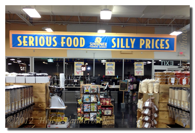 Serious Food/Silly Prices