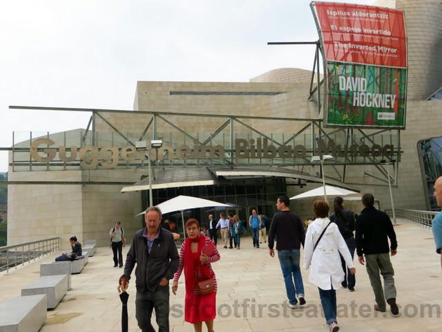Guggenheim Museum Bilbao-008