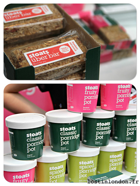 stoats porridge