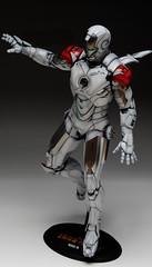 HT 1-6 Iron Man Mark IV (Hot Toys) Custom Paint Job by Zed22 (18)