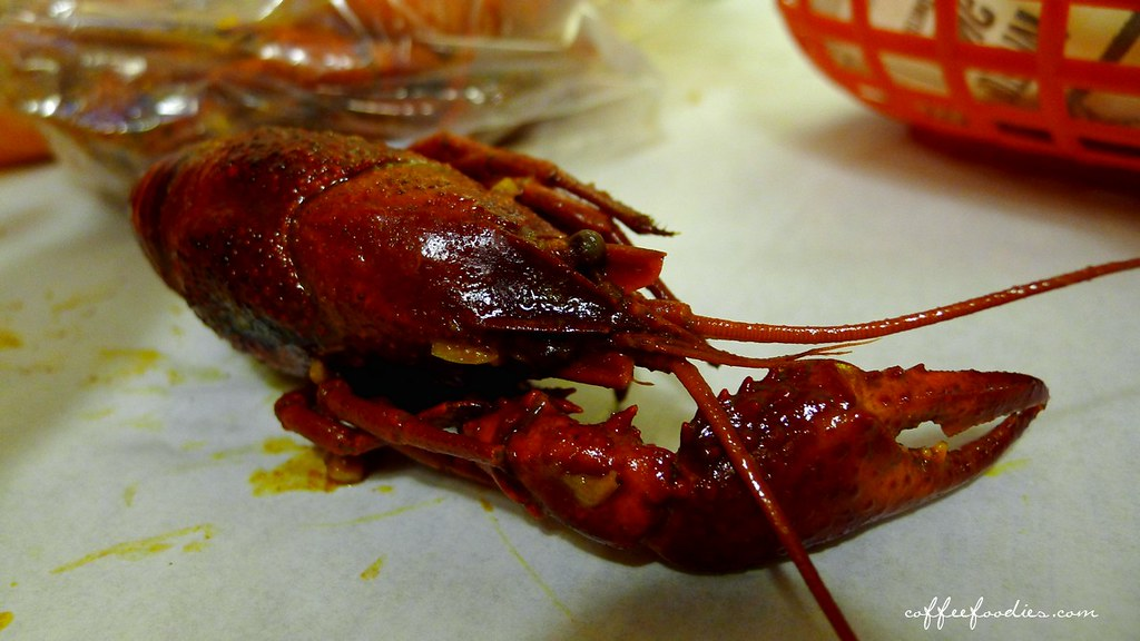 CRAY Kitchen & Bar Louisiana Crawfish