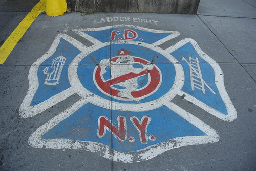 8 Hook & Ladder, TriBeCa - foto: giuliaduepuntozero, flickr