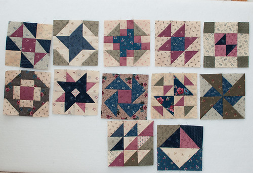 Forget Me Not Blocks