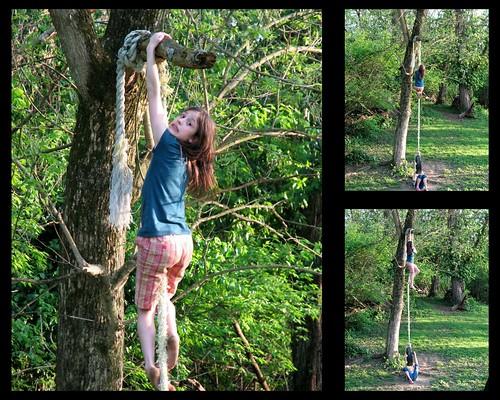 Dot Rope Climb