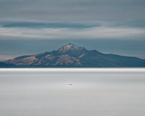 Salar: Cerro Tunupa