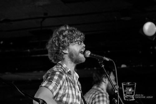 Graydon James & the Young Novelists @ Horseshoe, 07-09-12