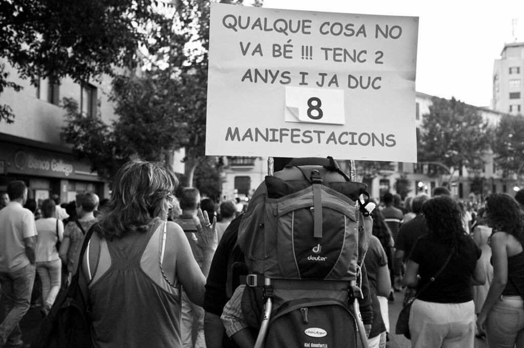 #15S Palma de Mallorca