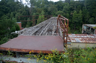 Cateechee Bridge to Nowhere