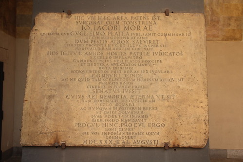 Castle Plaque