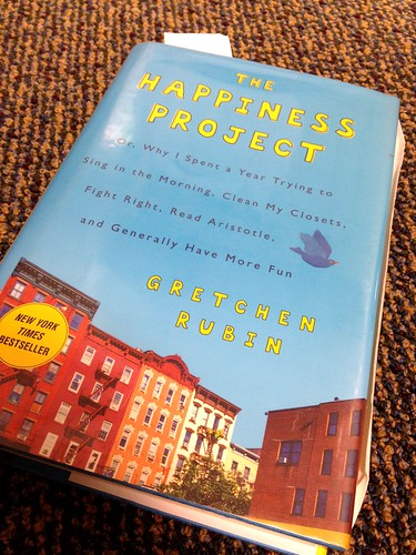 The Happiness Project by Rubin