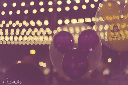 Night Time Bokeh by Eleven ~ t r y i n g to c a t c h up