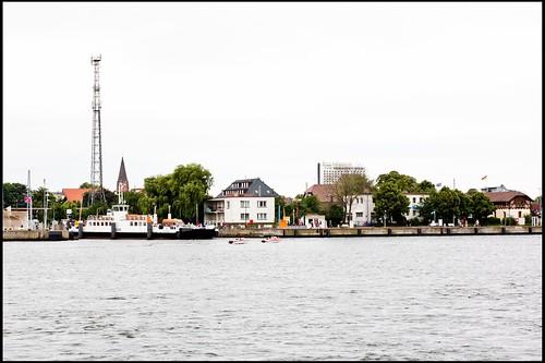 Warnemünde Fährhafen