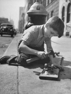 Old School Skateboardig In The 60's