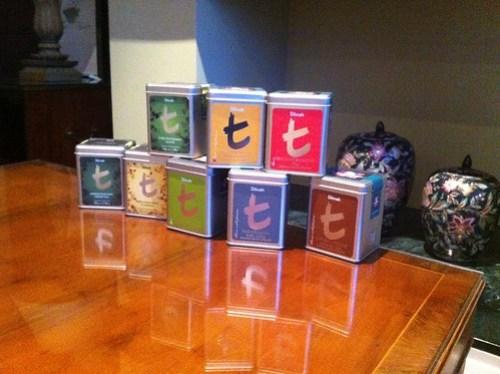 Dilmah loose tea range