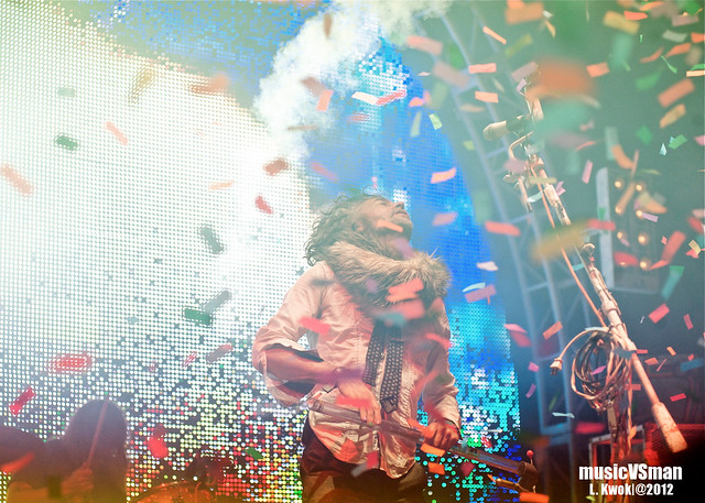 The Flaming Lips @ LouFest