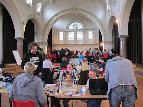 OSHcamp 2012