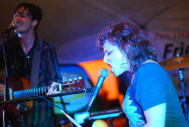 bristol rhythm & roots reunion 2012: shovels & rope