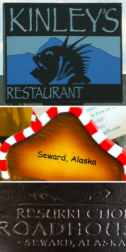typography I spied in Alaska