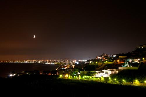 Torrebellver by night