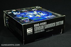SDGO Sandrock Custom Unboxing & Review - SD Gundam Online Capsule Fighter (5)