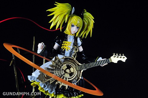 Max Factory Kagamine Rin (Nuclear Fusion Ver.) Unboxing & Review (58)