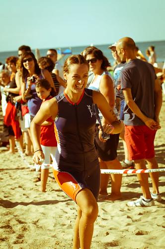 Primer triatlón Oropesa del Mar (Sep-12)