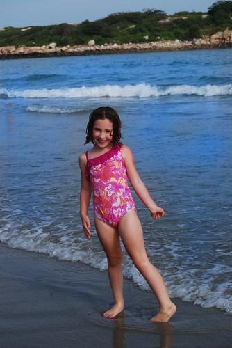Allie at Good Harbor 2