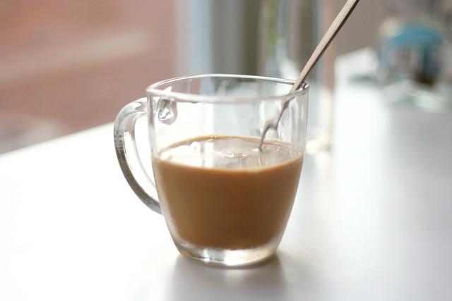 Cold HK Milk Tea