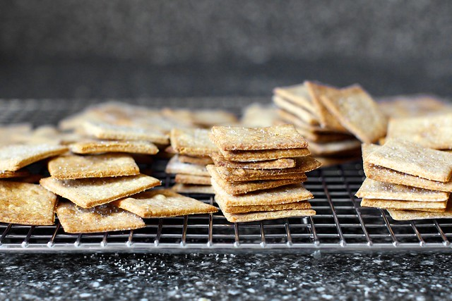 cooling wheat thins