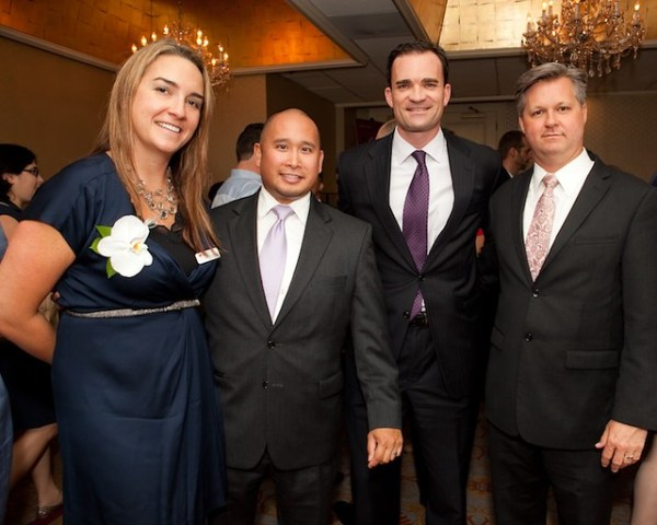 Heather Childress, Jayvee Gulmatico, Brian Chinn, Brian McNamee