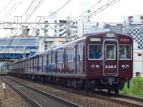 3323F @南茨木〜茨木市