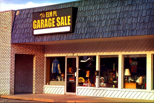 The Elm PL Garage Sale, Broken Arrow, OK
