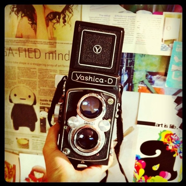 I decided to get back together with my ex-boyfriend, Mr. Yashica.. ~