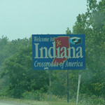 Indiana border