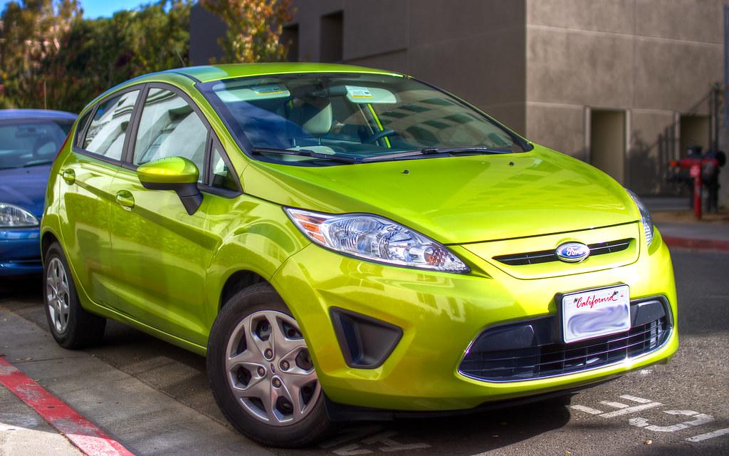 Green Fiesta