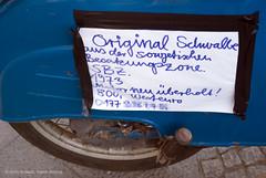 Schwalbe für Westeuro - bonck.de