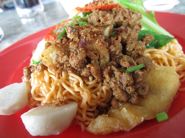 Food Courts kolo mee 1