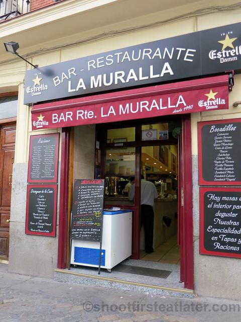 La Muralla Bar Restaurante
