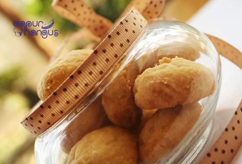 biskuit tekstur lembut seperti biskuit bayi