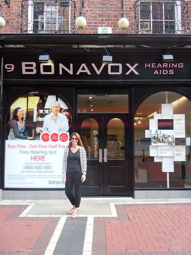 me at Bonavox