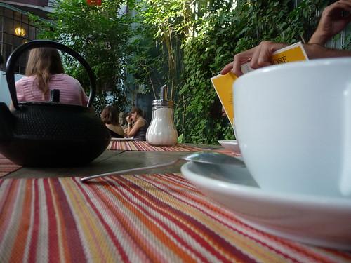 Pausa chá