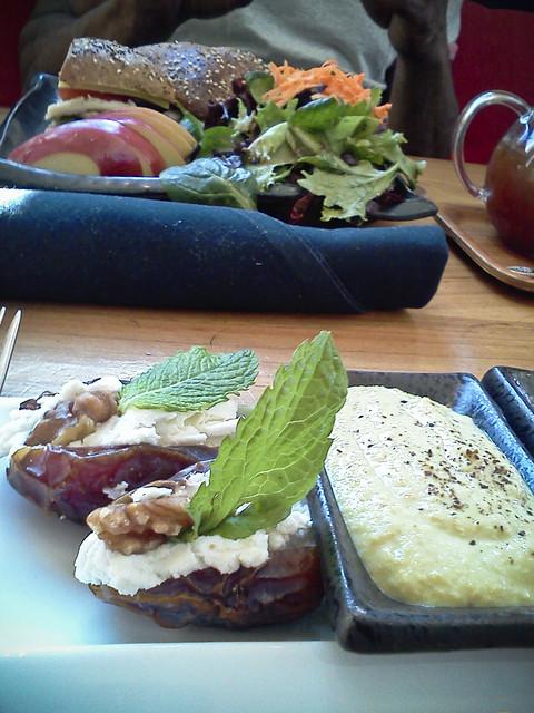 Samovar Tea Lounge, Zen Valley Location, Hayes Valley, San Francisco
