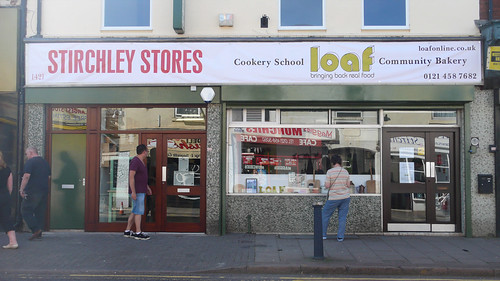 Stirchley Stores & Loaf-1