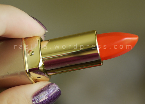 Milani Lipstick in Mandarina