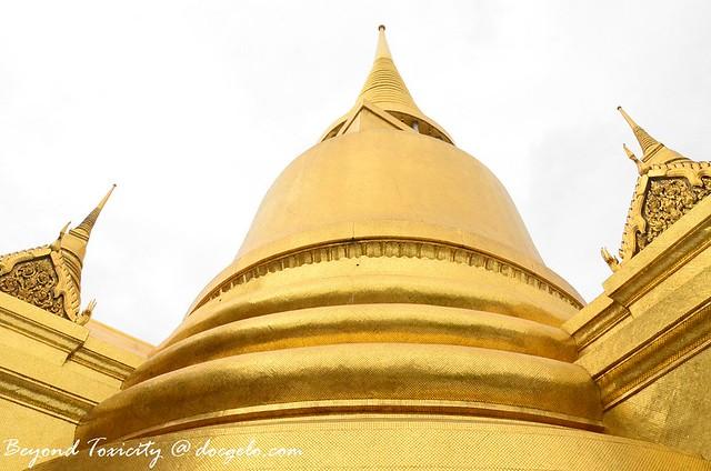 spires at grand palace