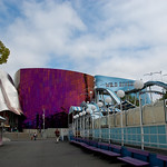 The EMP at Seattle Center