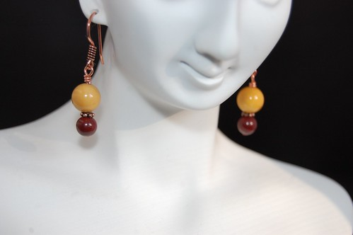 Autumn Sunshine Earrings
