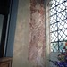 Wallpainting S nave E window Doubting Thomas (3)