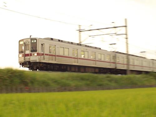 11664F @川俣〜茂林寺前